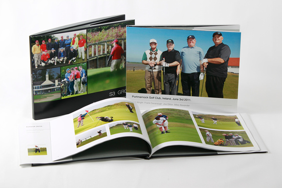 Photo books, shipped world wide in less than 10 days.